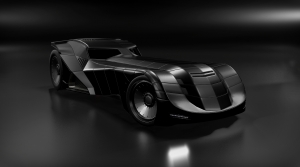 Batmobile The Bullet Mk 2