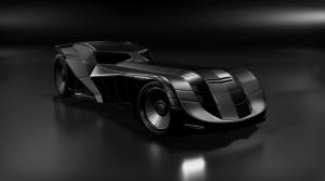 Batmobile The Bullet Mk 2